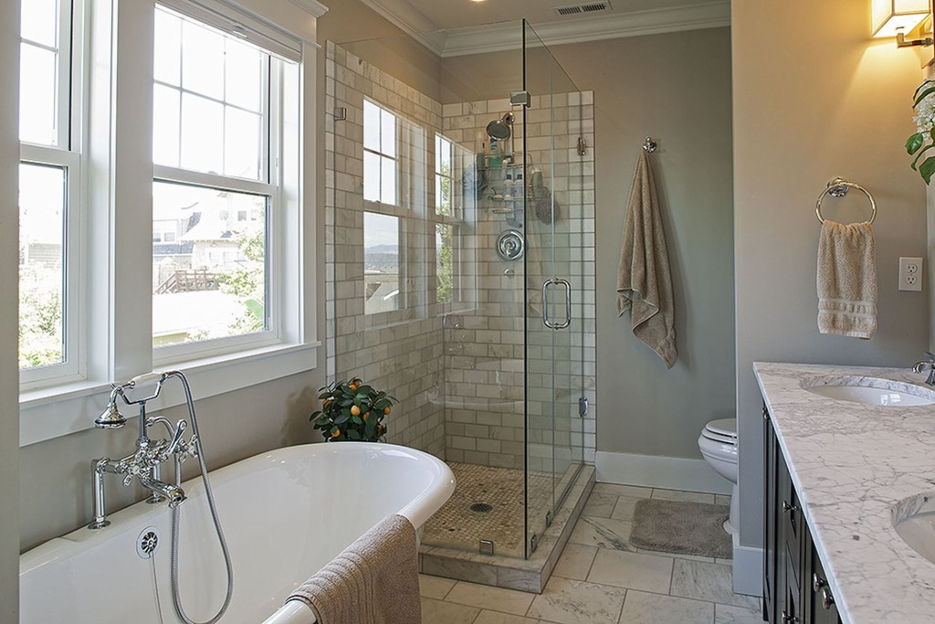 Our Recommendations For Traditional Bathrooms: Danco Construction