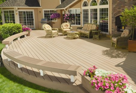 Danco Construction for Decks call 989-872-2702 989-395-1466